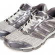 Pair of sports shoes — Stock Photo