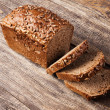 Brown bread - Stock Photo