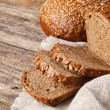 brown bread — Stock Photo #11835989