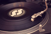 Vinyl player — Stock Photo
