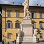 Постер, плакат: Statue of Dante Alighieri