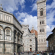 View of the Duomo and the city of Florence — Stock Photo #11488669