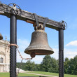 Old church bell — Stock Photo