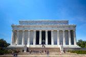 The Lincoln Memorial — Stock Photo