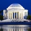 Stock Photo: Jefferson Memorial