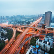 A road junction at Hangzhou — Stock Photo #10739804