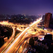 Stock Photo: Road junction at Hangzhou