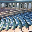 Stadium seats — Stock Photo #10740042