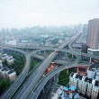 A road junction at Hangzhou — Stock Photo #10740046