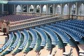 Stadion zitplaatsen — Stok fotoğraf