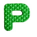 Alphabet Puzzle Pieces — Stock Photo