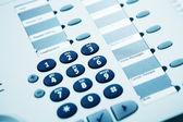 電話のボタン — ストック写真