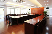 Modern city meeting room — Stockfoto