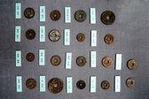 Ancienne monnaie chinoise — Photo