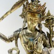 Stock Photo: Buddhist antiques
