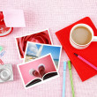 Clutter of objects — Stock Photo