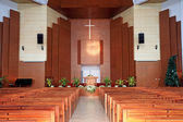 A catholic church — Foto Stock