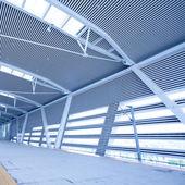 современные коридор — Стоковое фото
