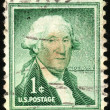 US stamp — Stock Photo #12212793