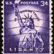 Stock Photo: US stamp