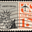 US stamp — Stock Photo #12212806