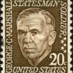 US stamp — Stock Photo #12212809