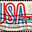 US stamp — Stock Photo