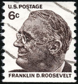 US stamp — Stock Photo
