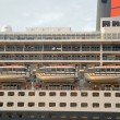 Queen mary 2 — Foto Stock