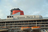 Queen Mary 2 — Stock Photo
