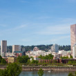 Stock Photo: Portland. Oregon skyline