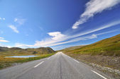 Nordkapp - Northcape, Finnmark — Stock Photo