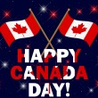 Canada Day . — Stock Vector