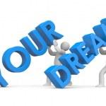 Your dream — Stock Photo