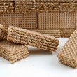 Small wafers — Stock Photo