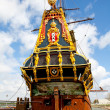 Replica of Dutch tall ship the Batavia — Stock Photo