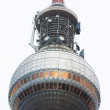 Berlin TV Tower — Stock Photo #11470240