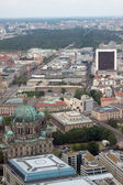 View of Berlin — Stock Photo