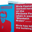 Elvis Costello — Stock Photo