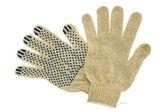 Work gloves. — Stock Photo