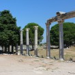 The ruins of Ephesus in Turkey - Lizenzfreies Foto