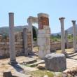 The ruins of Ephesus in Turkey — Stock Photo #12206613
