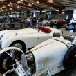 Bugatti Type 37, Jaguar XK and many other  veteran, classic and historic cars — Stock Photo