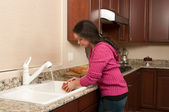 Cleaning — Stockfoto