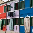 Burano (Venice) — Stock Photo