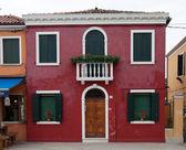 Burano (Venice) — Foto Stock
