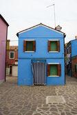 Burano (Venice) — Foto de Stock