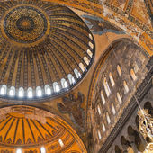 Hagia Sofia Interior 04 — Stock Photo