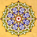 Islamic art 09 — Stock Photo