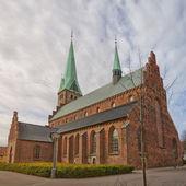 Helsingor church 04 — Stock Photo